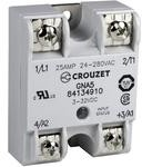 84134900, Solid State Relay 14mA 32V DC-IN 10A 280V AC-OUT 4-Pin