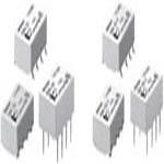G6KU2GYDC5, Signal Relay 5VDC 1A DPDT(10x6.5x5.4)mm SMD