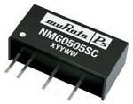 Фото 1/2 NMG0515SC, Module DC-DC 5VIN 1-OUT 15V 0.133A 2W 4-Pin SIP Tube