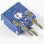 CA9H2.5, 1 кОм, Резистор подстроечный