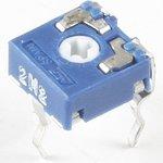 CA6V, 2.2 МОм, Резистор подстроечный
