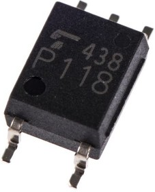 TLP2309(E(T, Optocoupler DC-IN 1-CH Transistor With Base DC-OUT 5-Pin SO