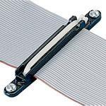 FCPI1-C20, Cable Accessories Mount Plate Nylon 6/6 Black
