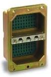 DPXBMA-57-33S-0301, Conn Rack and Panel ARINC 404 SKT 57Signal POS Crimp ST Panel Mount