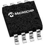 25AA640-I/SN, EEPROM, 64 Кбит, 8К x 8бит, Serial SPI, 1 МГц, SOIC, 8 вывод(-ов)