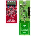 M24LR-DISCOVERY, Отладочный комплект для работы с RFID/NFC 13.56 МГц на базе ...