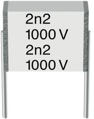 B32560J6153K000, CAPACITOR PET B32560 15NF 200VAC 400VDC