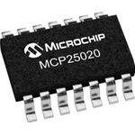 Фото 2/2 MCP25020-I/SL, CAN 2.0B I/O EXPANDER 1MBPS SOIC14