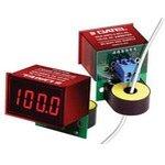 Фото 3/3 ACA-20PC-2-AC1-RL-C, Амперметр переменного тока цифровой, измерительная головка до 19,99А, красный