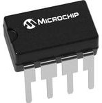 Фото 1/2 24C02C/P, Микросхема памяти, EEPROM 2K I2C 400KHZ [DIP-8]