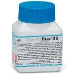 Cu-Roflux 39, Флюс для пайки мягким припоем, флакон 100гр