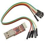 CP2102 MODULE, Преобразователь USB-UART