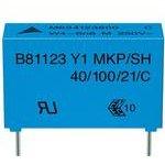 Фото 2/3 B81123C1472M000, конденсаторы металлоплёночные 4,7NF 10% 500V Y1