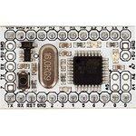 Фото 2/3 Iskra Mini (с ногами), Программируемый контроллер на базе ATmega328 (аналог Arduino Mini)