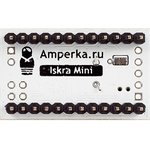 Фото 3/3 Iskra Mini (с ногами), Программируемый контроллер на базе ATmega328 (аналог Arduino Mini)