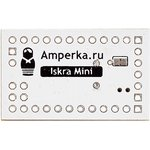 Фото 3/4 Iskra Mini (без разъемов), Программируемый контроллер на базе ATmega328 (аналог Arduino Mini)