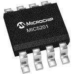 MIC5201-5.0YM, Фиксированный стабилизатор с малым падением напряжения ...
