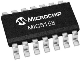 MIC5158YM, Super LDO Regulator-5 vol