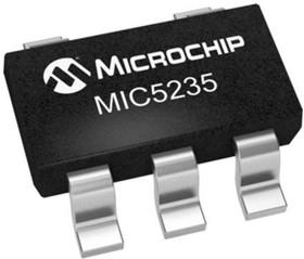 MIC5235-3.3YM5-TR, LDO Regulator Pos 3.3V 0