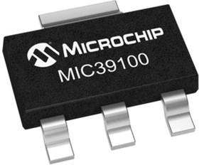 MIC39100-5.0WS, LDO REGULATOR POS 5V 1A
