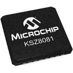 Фото 2/2 KSZ8081RNBCA-TR, Ethernet контроллер, 100 Мбит/с, IEEE 802.3, 3.135 В, 3.465 В, QFN, 32 вывод(-ов)