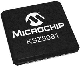 KSZ8081RNBCA-TR, Ethernet Transceiver,PHY