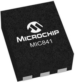 MIC841LYMT-T5, UPOWER PREC COMPARATOR EXT ADJ HYS TDFN6