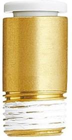 KQ2S04-G01A, Hex Socket Male Adaptor