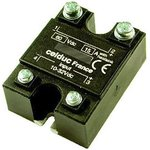 SCC20506, 5 A Solid State Relay, DC, Panel Mount, Bipolar Transistor ...