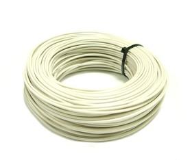 Монтажный провод НВ-4 1,5 мм кв.(белый) 50 м