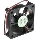 EC6015L12S, Вентилятор 12В, 60х60х15мм , подш ...