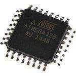 Фото 3/3 ATmega328-AU, Микроконтроллер 8-Бит, AVR, 20МГц, 32КБ Flash [TQFP-32]