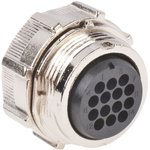 TM1710-S14, TM Series Cable Mount Connector, 14 contacts Plug
