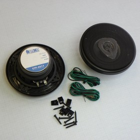 """Динамик STP-4017 4 Ом 80 Вт(авто.набор), 4"""" пара+сетка"""