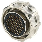 TM2310-S37, TM Series Cable Mount Connector, 37 contacts Plug
