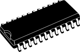 AD7306JRZ, , Multiprotocol Transceiver, EIA-232/ EIA-422/ RS-232/ RS-422, 1 (RS-422), 2 (RS-232)-TX 1/2-RX