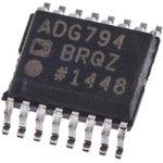 Фото 4/4 ADG794BRQZ, Analog Multiplexer Quad 2:1 16-Pin QSOP Tube