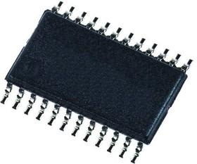 PCF8575CPW, Расширитель I/O, 16бит, 400 кГц, I2C, Параллельный, SMBus, 4.5 В, 5.5 В, TSSOP-24