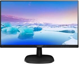Фото 1/6 223V7QSB, Монитор жидкокристаллический PHILIPS Монитор LCD 21.5'' [16:9] 1920х1080(FHD) IPS, GLARE, 250cd/m2,