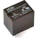 801H-1C-C 05VDC, Реле 1пер. 5В / 10A, 240V (OBSOLETE)
