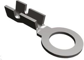 42547-2, Ring Tongue Terminal 22-26AWG Brass 10.8mm Tin Reel Automotive