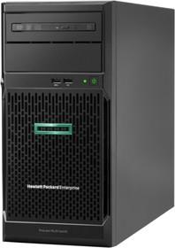Фото 1/5 P06781-425, Сервер HPE ML30 Gen10, 1x Intel Xeon E-2124 4C 3.3GHz, 1x8GB-U DDR4, S100i/ZM (RAID 0,1,5,10) noHDD