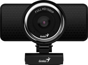 Фото 1/2 32200001400, Интернет-камера Genius ECam 8000 черная (Black)