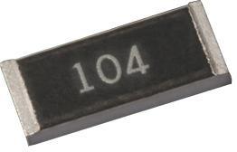 HV732HTTE1004F, Res Thick Film 2010 1M Ohm 1% 0.5W(1/2W) ±100ppm/°C Pad SMD T/R