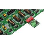 Фото 2/4 MIKROE-68, CANSPI Board, Плата для подключения узлов по интерфейсу CAN