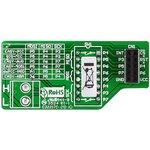 Фото 2/4 MIKROE-66, RS485 Board, Дочерняя плата с RS 485 интерфейсом