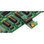 Фото 3/4 MIKROE-66, RS485 Board, Дочерняя плата с RS 485 интерфейсом