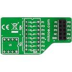 Фото 2/4 MIKROE-88, EEPROM Board, Периферийный модуль с м/с памяти EEPROM 24C08WP