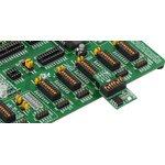 Фото 3/4 MIKROE-88, EEPROM Board, Периферийный модуль с м/с памяти EEPROM 24C08WP