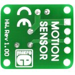 Фото 4/4 MIKROE-237, Motion Sensor Board, Оценочная плата датчика движения